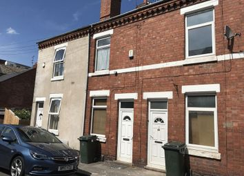 Thumbnail 4 bed terraced house to rent in Bedford Street, Earlsdon, Coventry