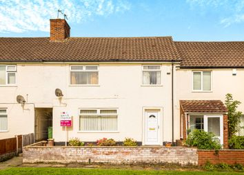 Thumbnail 3 bedroom terraced house for sale in Pemberton Road, Upton, Wirral
