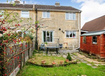 Thumbnail 3 bedroom end terrace house for sale in Oolite Road, Bath