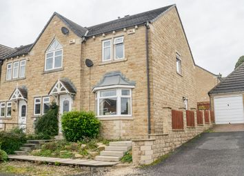 Thumbnail 2 bed end terrace house for sale in Moor End Lane, Dewsbury