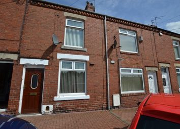 Thumbnail 2 bedroom terraced house to rent in Highfield Terrace, Ushaw Moor, Durham, County Durham