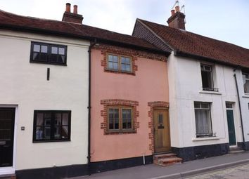 Thumbnail 2 bed terraced house for sale in Overton, Basingstoke, Hampshire