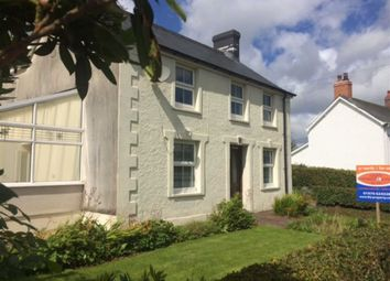 Thumbnail 3 bed cottage for sale in Tynreithyn, Tregaron, Ceredigion