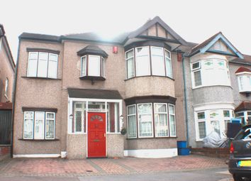 Thumbnail 5 bed end terrace house for sale in Campbell Avenue, Barkingside