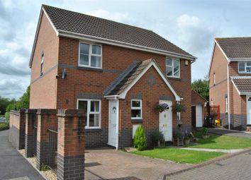 Thumbnail 2 bedroom semi-detached house for sale in Hayward Close, Abbey Meads, Swindon