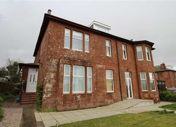 Thumbnail 3 bed flat for sale in The Lane, Skelmorlie, North Ayrshire