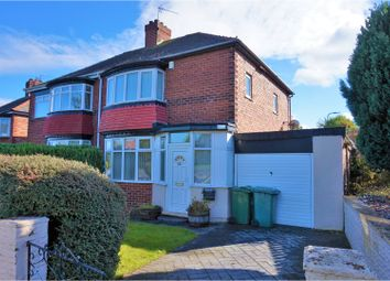 Thumbnail 3 bed semi-detached house for sale in Billingham Road, Stockton-On-Tees