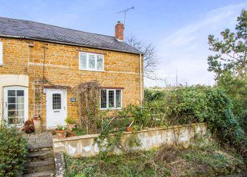 Thumbnail 2 bedroom semi-detached house for sale in Glaston Road, Bisbrooke, Oakham