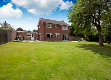 Thumbnail 3 bed detached house for sale in Bramber Close, Horsham, West Sussex
