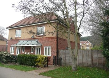 Thumbnail 1 bed detached house to rent in 3 St Dominics Close, Farnborough, Hampshire.