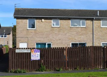 Thumbnail 4 bed semi-detached house to rent in Alderley Way, Cramlington