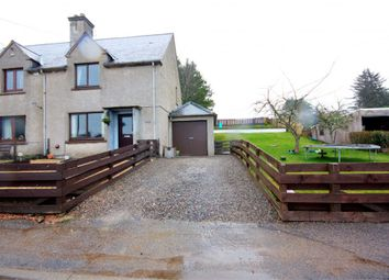 Thumbnail 2 bed semi-detached house for sale in Mactalla Na Mara, Tulloch Road, Bonar Bridge