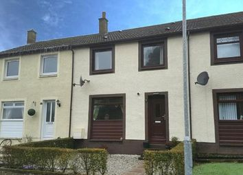 Thumbnail 2 bed terraced house for sale in Murchland Avenue, Fenwick, Kilmarnock, East Ayrshire