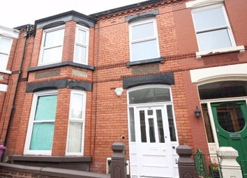 4 bed terraced house for sale in Hallville Road, Mossley Hill, Liverpool L18