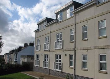 Thumbnail 1 bed flat to rent in Hawkers Lane, Plymouth