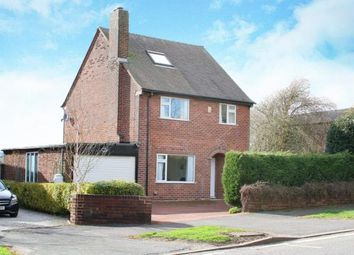 Thumbnail 5 bed detached house for sale in Churchside, Hasland, Chesterfield, Derbyshire