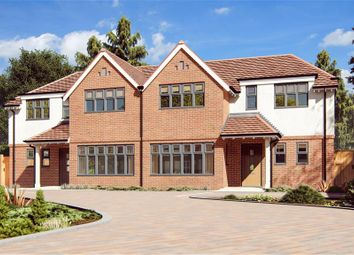 Thumbnail 3 bed semi-detached house for sale in Ermyn Way, Leatherhead, Surrey