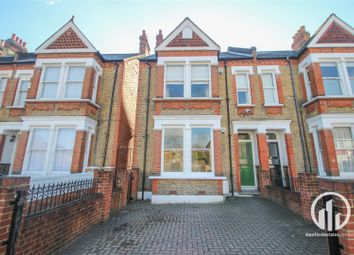 Thumbnail 3 bed flat for sale in Woolstone Road, London