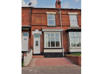 Thumbnail 3 bed terraced house for sale in Slade Road, Birmingham