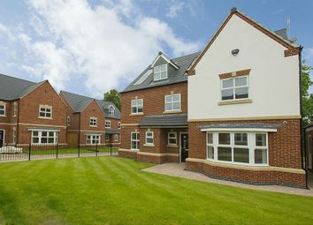 Thumbnail 6 bed detached house for sale in Carriage Close, Mapperley, Nottingham
