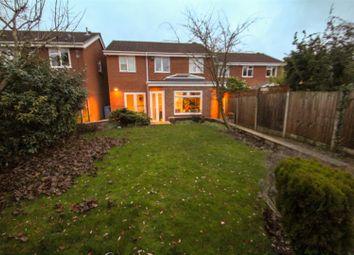 Thumbnail 4 bed detached house for sale in Larchmere Drive, Essington, Wolverhampton