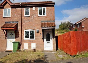 Thumbnail 2 bed semi-detached house for sale in Pen Yr Eglwys, Church Village, Pontypridd, Rhondda Cynon Taff.