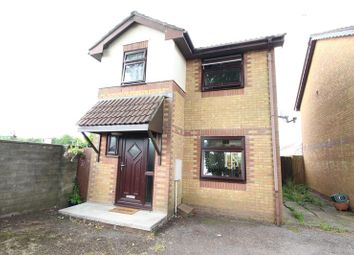 Thumbnail 3 bed detached house for sale in Pontygwindy Road, Caerphilly