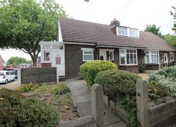 Thumbnail 3 bed semi-detached bungalow for sale in Shawe Road, Urmston, Manchester
