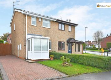 2 bed semi-detached house for sale in Rushcliffe Drive, Meir Park, Stoke-On-Trent ST3