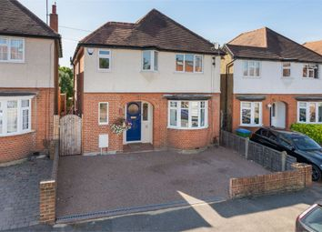 Thumbnail 4 bed detached house for sale in Dudley Road, Walton-On-Thames