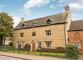 Thumbnail 4 bed detached house for sale in Church Street, Werrington, Peterborough