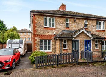 Thumbnail 3 bed semi-detached house for sale in Rosemoor Gardens, Newbury