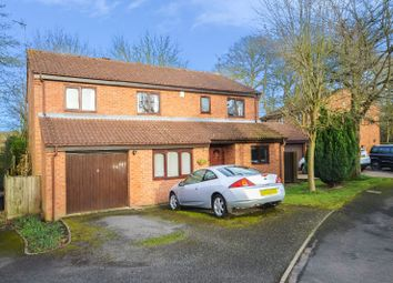 Thumbnail 5 bed detached house for sale in Tynedale Close, Oadby, Leicester