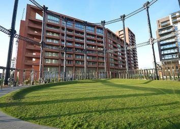 Thumbnail Studio to rent in Tapestry Apartment, Canal Reach, London
