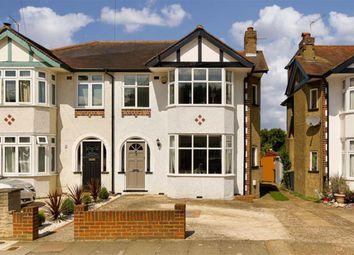 3 bed semi-detached house for sale in Station Avenue, Epsom, Surrey KT19