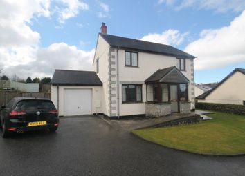 Thumbnail 3 bed detached house to rent in Lower Carnkie, Redruth