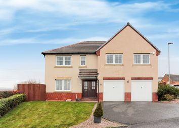Thumbnail 5 bed detached house for sale in Middleton Place, Cumbernauld