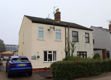 Thumbnail 3 bed semi-detached house for sale in Moor Lane, North Hykeham, Lincoln