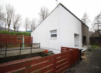 Thumbnail 1 bed semi-detached bungalow for sale in Antigua Street, Greenock, Renfrewshire