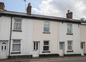 Thumbnail 2 bed terraced house to rent in Mill Street, Crediton