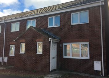 Thumbnail 3 bed end terrace house to rent in Hirst Castle Mews, Ashington