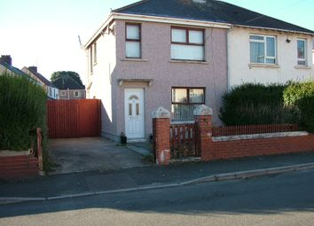 Thumbnail 2 bedroom semi-detached house to rent in Lingfield Avenue, Sandfields