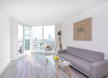 Thumbnail 2 bed flat for sale in Ensign House, Battersea Reach