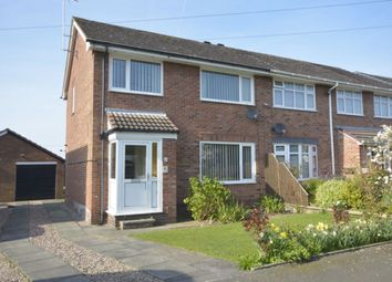 Thumbnail 3 bed semi-detached house for sale in Hallastone Road, Helsby, Frodsham