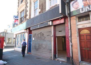 Thumbnail Retail premises to let in Kingsland Road, London, Dalston
