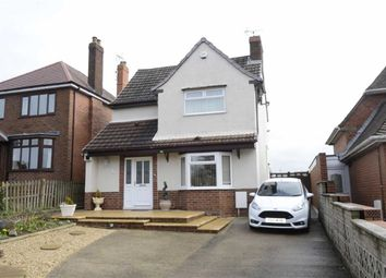 Thumbnail 3 bedroom detached house for sale in Chesterfield Road, Tibshelf, Alfreton
