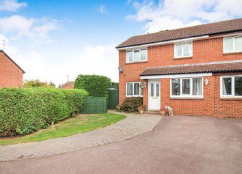 Thumbnail 3 bed semi-detached house for sale in Shelley Drive, Broadbridge Heath, Horsham