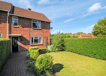 Thumbnail 2 bed end terrace house to rent in Hanworth Close, Lillington, Leamington Spa