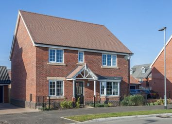 Thumbnail 4 bedroom detached house for sale in Britannia Way, Norwich