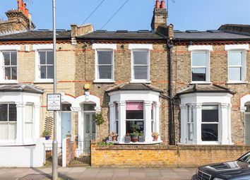 Thumbnail 5 bed terraced house for sale in Candahar Road, Battersea, London